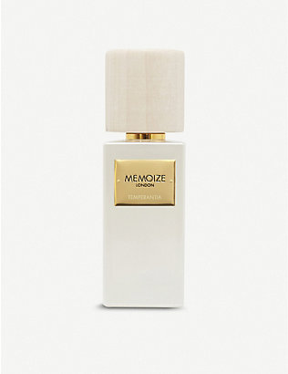 MEMOIZE LONDON: Temperantia extrait de parfum 100ml