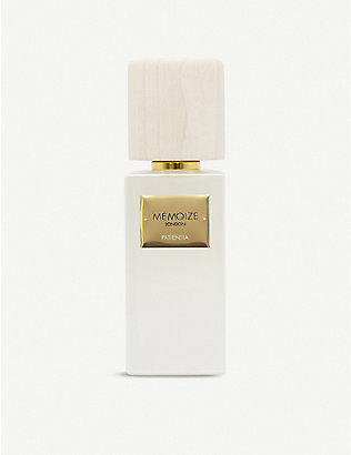 MEMOIZE LONDON: Patientia extrait de parfum 100ml