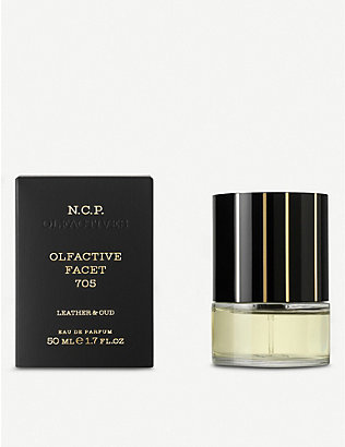 N.C.P OLFACTIVE: Leather & Oud eau de parfum 50ml