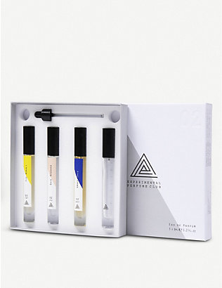 EXPERIMENTAL PERFUME CLUB: Essentials Creation Set 02 eau de parfum set