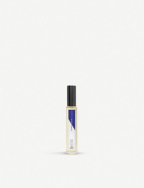 EXPERIMENTAL PERFUME CLUB: Amber and Iris eau de parfum 8ml