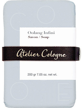 ATELIER COLOGNE: Oolang Infini soap 200g
