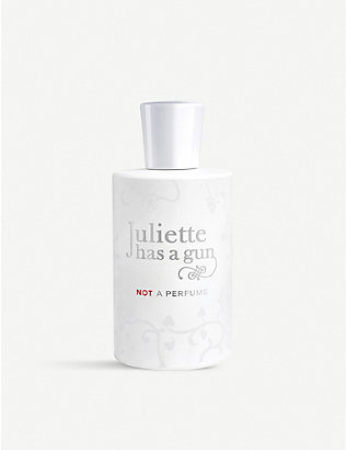 JULIETTE HAS A GUN:Not a Perfume 浓郁沁鼻香水