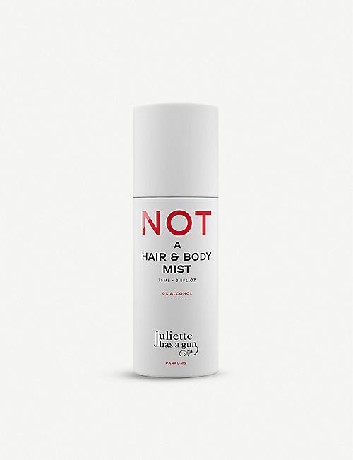 JULIETTE HAS A GUN: Not a Hair and Body Mist 75ml