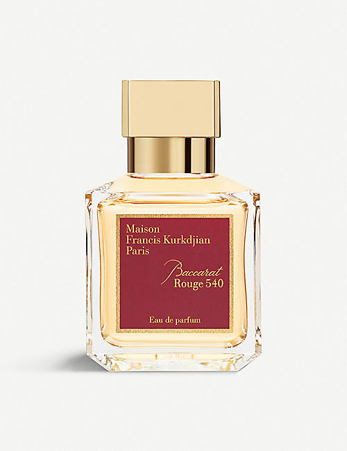 MAISON FRANCIS KURKDJIAN: Baccarat Rouge 540 edp spray 70ml