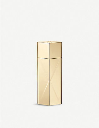 MAISON FRANCIS KURKDJIAN: Globe Trotter luxury travel spray case - gold edition