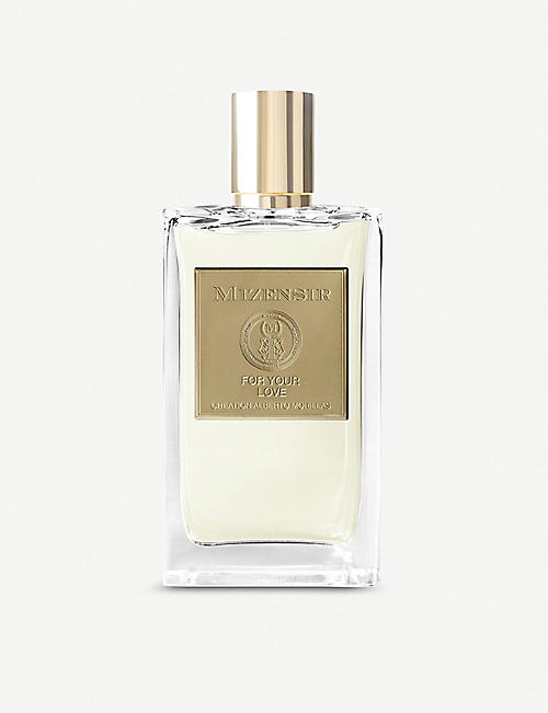 MIZENSIR: For Your Love Eau de Parfum 100ml
