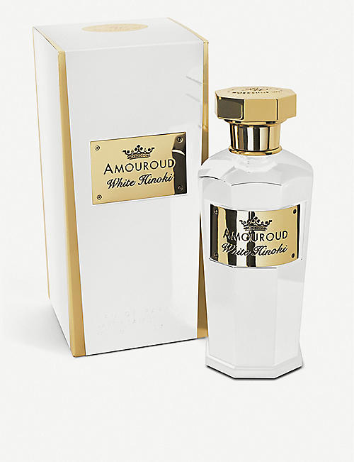 AMOUROUD Amour White Hinoki edp 100ml