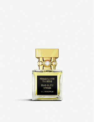 FRAGRANCE DU BOIS Oud Blue Intense eau parfum 15ml