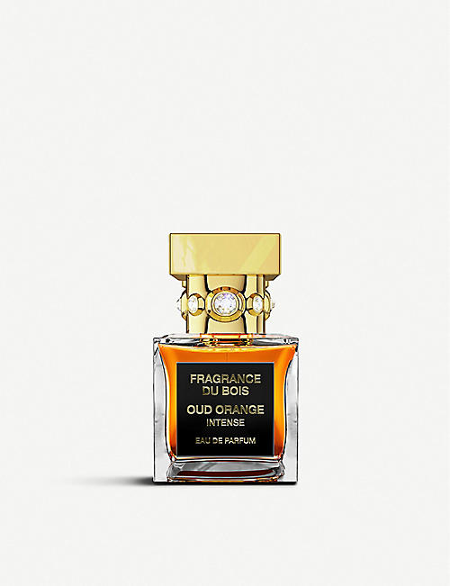 FRAGRANCE DU BOIS Oud Orange Intense eau de parfum 15ml