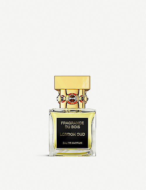 FRAGRANCE DU BOIS: London Oud eau de parfum 15ml