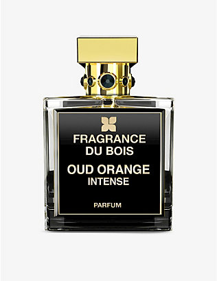 FRAGRANCE DU BOIS: Oud Orange Intense eau de parfum