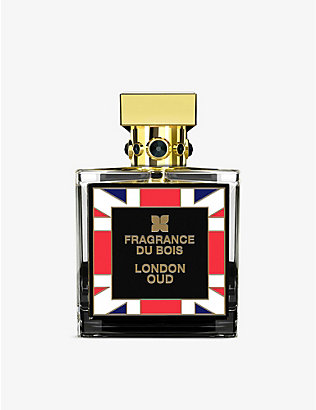 FRAGRANCE DU BOIS: London Oud eau de parfum