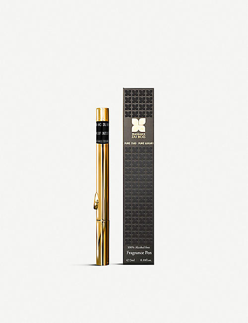 FRAGRANCE DU BOIS Oud Noir Intense Eau de Parfum Fragrance Pen 3ml