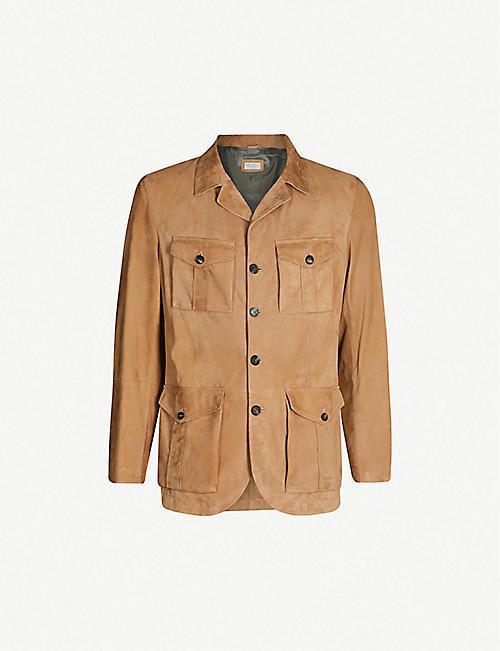 Designer Mens Coats   Jackets - Canada Goose   more   Selfridges 5624c440707b