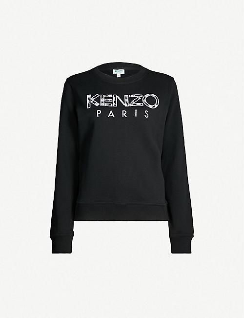 Hoodies   sweatshirts - Tops - Clothing - Womens - Selfridges   Shop ... c0fb6a3ca02