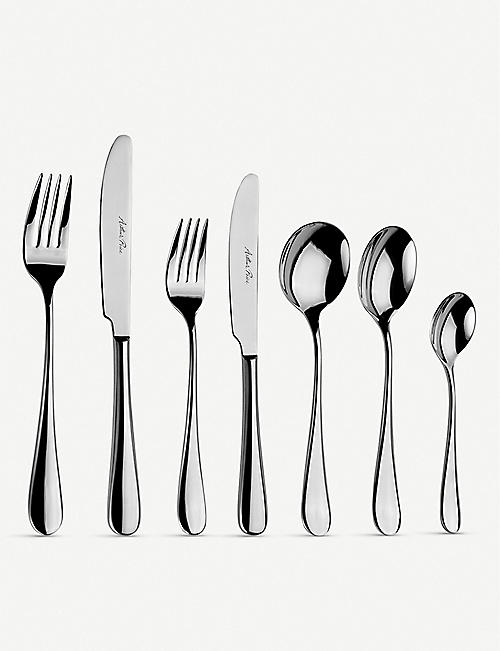 ARTHUR PRICE: Camelot 124-piece stainless steel cutlery set