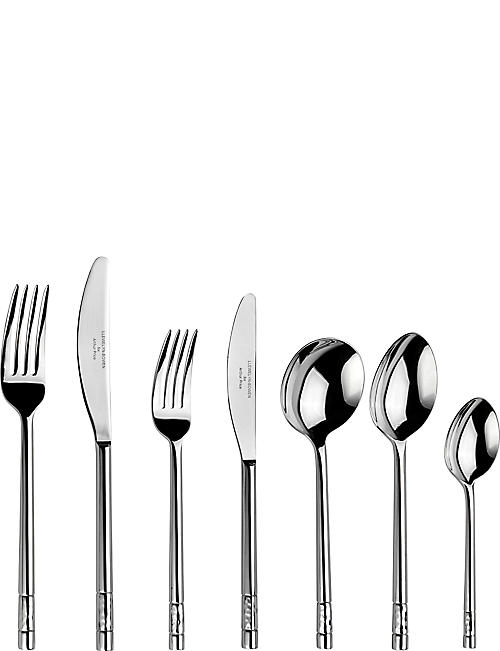 ARTHUR PRICE Feast 44-piece canteen cutlery set for 6