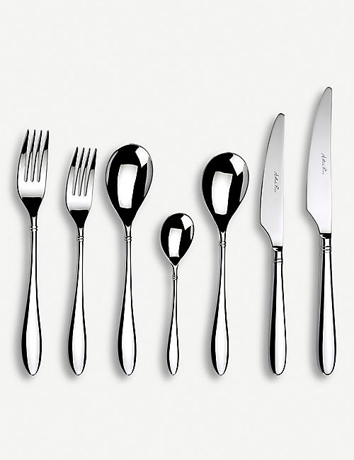 ARTHUR PRICE Henley stainless steel 42-piece cutlery set