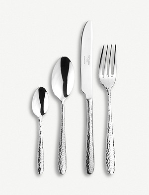 ARTHUR PRICE Mirage stainless steel cutlery 16-piece set