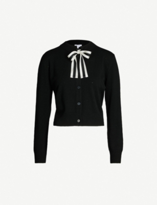 CLAUDIE PIERLOT Marthy wool-blend cardigan