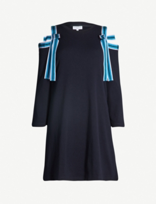 CLAUDIE PIERLOT Troop knitted dress