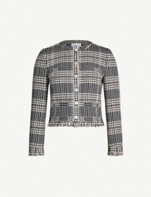CLAUDIE PIERLOT Victorin tweed jacket