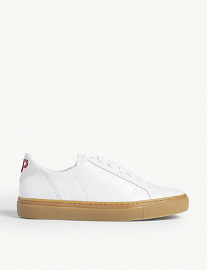 CLAUDIE PIERLOT Leather trainers