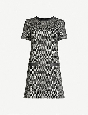 CLAUDIE PIERLOT Regate twill mini dress