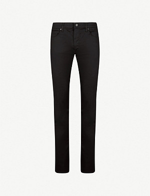 HUGO Slim-fit straight jeans
