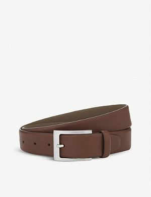 BOSS Barnabie leather belt