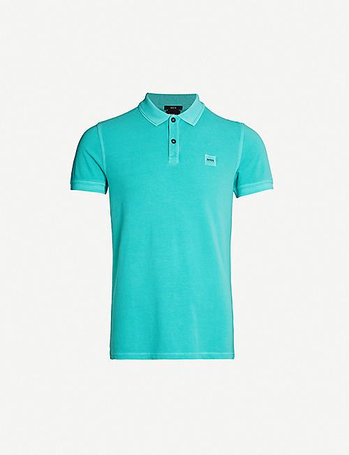 d7a1c641 Polo shirts - Tops & t-shirts - Clothing - Mens - Selfridges   Shop ...