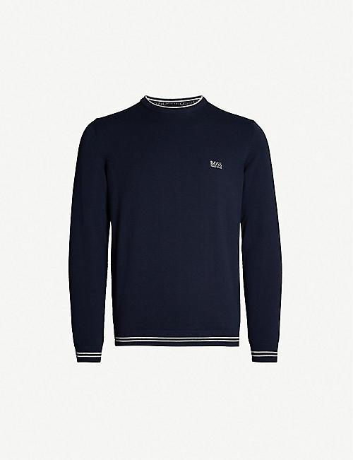 cb1c74c021 Jumpers - Knitwear - Clothing - Mens - Selfridges | Shop Online