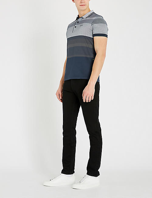 4d7c9bddb BOSS - Tops & t-shirts - Clothing - Mens - Selfridges | Shop Online
