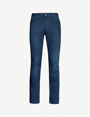 BOSS Delaware slim-fit, tapered jeans