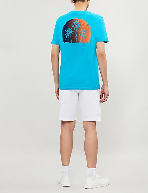 c392e8103 BOSS - Tops & t-shirts - Clothing - Mens - Selfridges | Shop Online