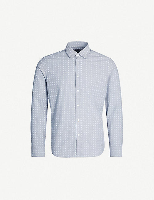 d5cceb50e BOSS - Shirts - Clothing - Mens - Selfridges | Shop Online