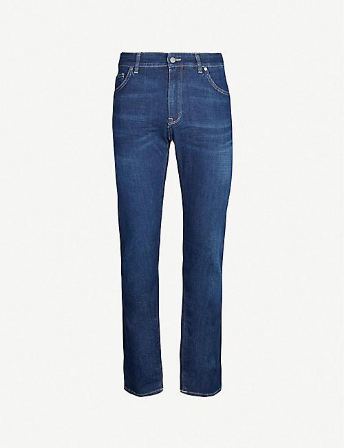 312bef003 BOSS - Jeans - Clothing - Mens - Selfridges | Shop Online