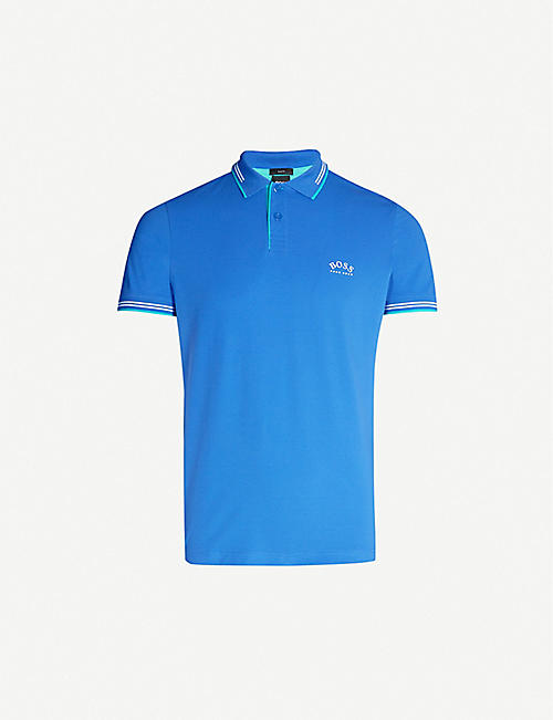e4af7599a BOSS - Polo shirts - Tops & t-shirts - Clothing - Mens - Selfridges ...