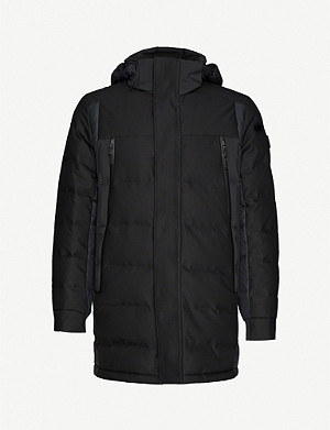 BOSS Padded shell jacket