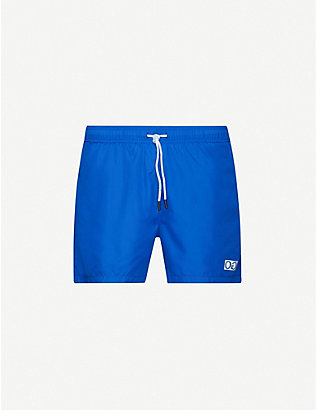 HUGO: Relaxed-fit wide shell swim short