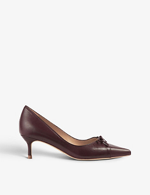 HUGO Logo embossed slides