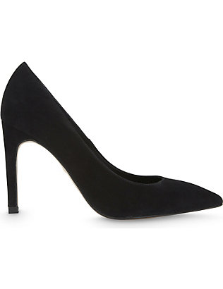 WHISTLES: Cornel suede courts