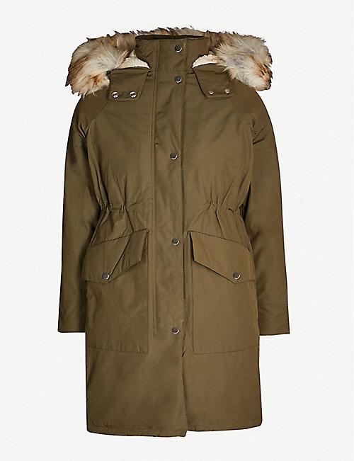 373c056d209 Parka coats - Coats - Coats   jackets - Clothing - Womens ...
