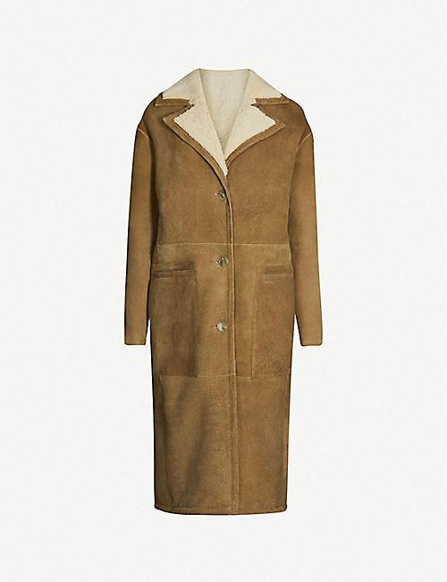 b514ad9f1d Faux fur & shearling - Coats - Coats & jackets - Clothing - Womens ...