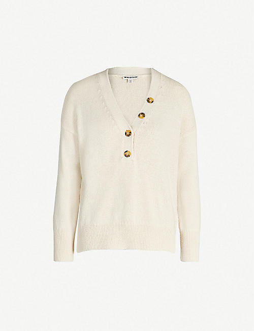 67f6193036157 WHISTLES - Knitwear - Clothing - Womens - Selfridges
