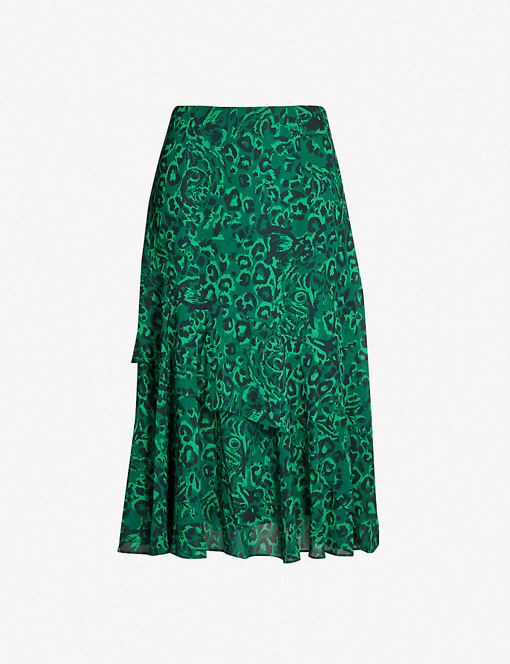 ea1440438ee8 WHISTLES - Animal-print skirt | Selfridges.com