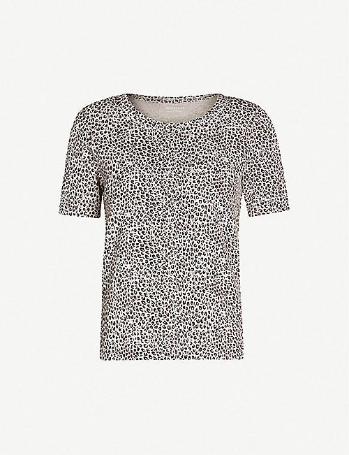 6877f6e012 WHISTLES - T-shirts   Vests - Tops - Clothing - Womens - Selfridges ...