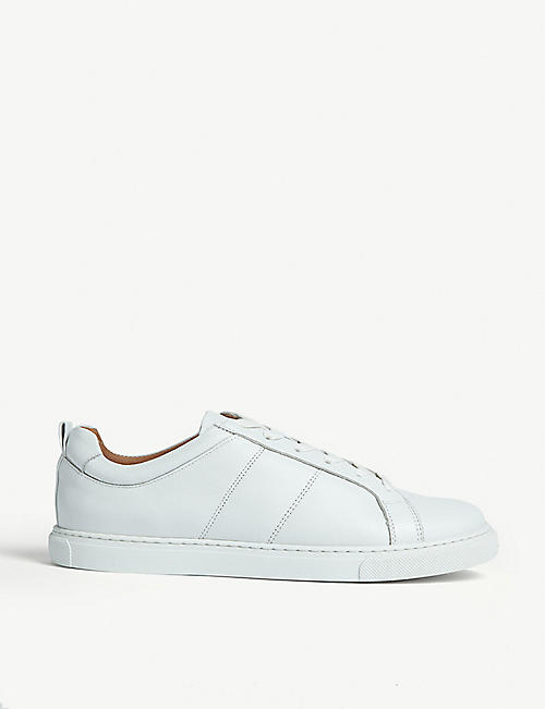 WHISTLES: Koki lace up trainer