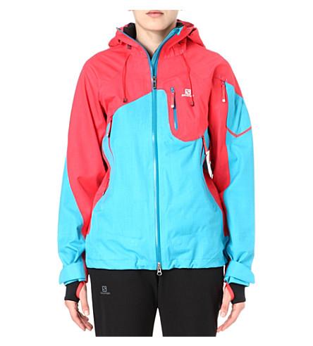 6d5551ca16f3 SALOMON - Foresight ski jacket